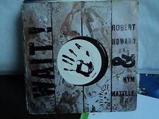 """ROBERT HOWARD  & KYM MAZELLE  WAIT  7"""" VINYL  ~ EX / VG"""