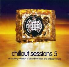 MINISTRY OF SOUND Chillout Sessions 5 2CD Zero 7 Jack Johnson Cut Copy DJ Sneak