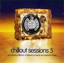MINISTRY OF SOUND Chillout Sessions 5 2CD Zero 7 Jack Johnson Cut Copy DJ Sneak