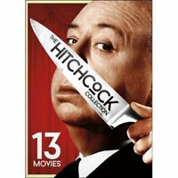 The Hitchcock Collection DVD 13 Movie Box Set Jameson Thomas