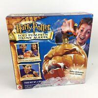 Harry Potter Iced Pumpkin Drink Maker - Mattel 2002 - New In Box Still Sealed