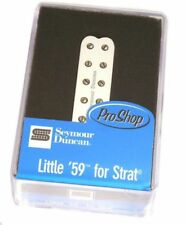 11205-22-W Seymour Duncan SL59-1b Little '59 White Bridge Pickup Fender Strat®