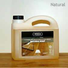 WOCA Holzbodenseife 2,5L natur, ...