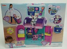 Doc McStuffins All in One Nursery Pet Rescue Mobile Car Play Toy 92446 Baby 3+