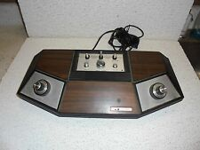 Vintage TV Fun Woodgrain Video Game Console 401A Untested