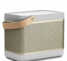Genuine New Bang & Olufsen B&O BeoLit 15 Natural Champagne  Bluetooth Speaker
