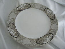 C4 Pottery Royal Worcester Victorian G1880 Plate 23cm 1B6C