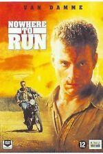 Jean-Claude Van Damme : Nowhere to run (DVD)