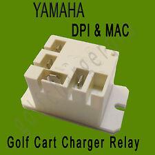 YAMAHA DPI MAC Golf Cart Charger 40 Amp RELAY M1406-50-0 GCA-JU278-00-000