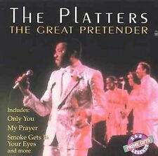 Great Pretender by The Platters (CD, Prime Kuts/st. Clair)