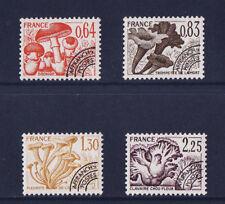 timbre France préoblitéré  champignons    n° 158/61  **