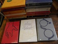 Lot de 16 livres Collection chefs-d'oeuvre d'hier et d'aujourd'hui