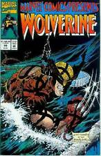 Marvel Comics Presents # 99 (Wolverine, Spiderman) (Estados Unidos, 1992)
