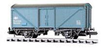 Peco NR-9B - BR Parcels Van Light Blue Livery 'N' Gauge New Boxed Tracked48 Post