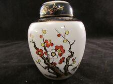 Beautiful 1920's Kutani Ware Ginger Jar By Imperial
