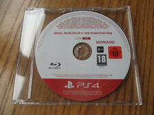 Metal Gear Solid V el fantasma Dolor Promo – PS4 (Full juego promocional)