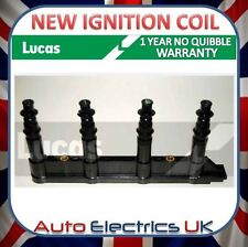 PEUGEOT CITROEN IGNITION COIL PACK NEW LUCAS OE QUALITY