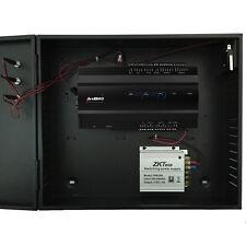 Single Door Multifunction Board Controller With Metal Box TCPIP RS485 inBIO 160