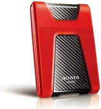 ADATA 1TB HD650 USB3.1 Red/Black Xbox & PS4 External Hard Drive Mode