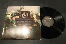 Steppenwolf Rest In Peace Dunhill Records LP Heavy Rock Psych EX