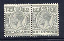 Single George V (1910-1936) Maltese Stamps