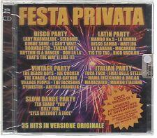 FESTA PRIVATA CARRA VILLAGE PEOPLE GLORIA GAYNOR SHAGGY - 2 CD F.C. SIGILLATO!!!