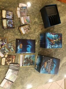 World of Warcraft Assault on Icecrown Citadel Raid Deck Trading Card Game + More