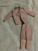 Vintage GI Joe SOTW Japanese Soldier Uniform