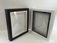 Handmade Modern 3d Boxdeep Picture Frames Ebay