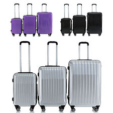 Over 100L Luggage Sets with Secure (Lock Included)