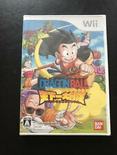 DRAGON BALL REVENGE OF KING PICCOLO, WII JAP neuf sous blister, new