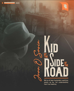 Kid by the Side of the Road by Juan 0 Savin