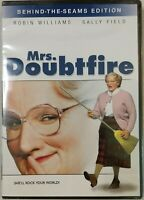 Mrs Doubtfire (DVD,2007,2-Discs) Robin Williams,Sally Field,Pierce Brosnan *NEW*