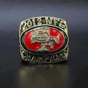 2012 San Francisco 49ers NFC Championship Ring