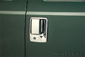 Exterior Door Handle Cover fits 1999-2013 Ford F-250 Super Duty,F-350 Super Duty