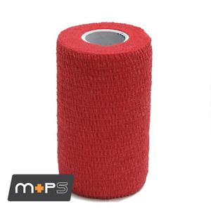 10cm x 4.5m MPS Sports Wrap - Elastic Cohesive Bandage [Vet Wrap] - PACK OF 3