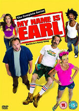 MY NAME IS EARL COMPLETE SERIES 1-4 DVD Season 1 2 3 4 Collection Set New UK BOX