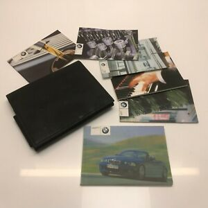 Bmw 3 series E46 M3 Cabriolet owners manuals handbook with wallet set #2
