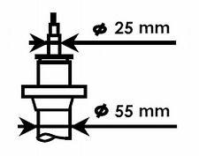 Kyb (325700) amortiguadores delantero para AUDI SEAT SKODA VW