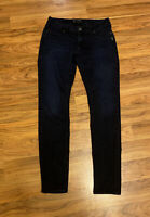 Silver Suki High Super Skinny Jeans Women's Size 31x31  Dark Wash