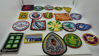Lot of 20 Different Boy Scouts BSA Patch Collection (Lot 2)