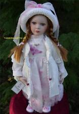 "26"" Alberon Porcelain Doll Sophie Brand New Gift"