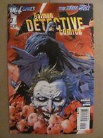 Detective Comics #1 DC Comics 2011 NEW 52 Variant 2nd Print 9.6 Near Mint+