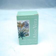 Crabtree & Evelyn ALOE VERA Soap Bar 1.4 oz 40 g NEW NIB