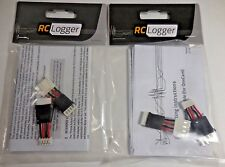 RC Logger 89080RC [For OneCam] Xtreme Adaptor Cable (Qty: 4)