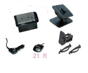 XM Radio Delphi Car Kit for SKYFi & SKYFi2 satellite radio complete Car kit