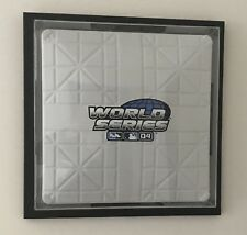 Superb Wall Mount Display Case For A Full Size Authentic Hollywood MLB Base!