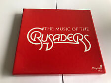 The Music Of The Crusaders  Promotional 2 CD Box Set NRMINT - RARE
