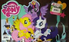 My Little Pony - Fluttershy, Twilight - 11x17 3D Lenticular Place Mat / Posters