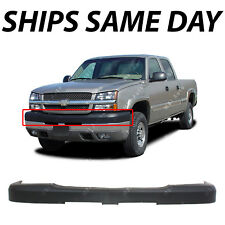 NEW Textured Front Bumper Top Cover for 2003-2007 Silverado 2500 3500 HD Pickup